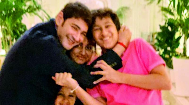Namrata is my strength and life: Mahesh Babu