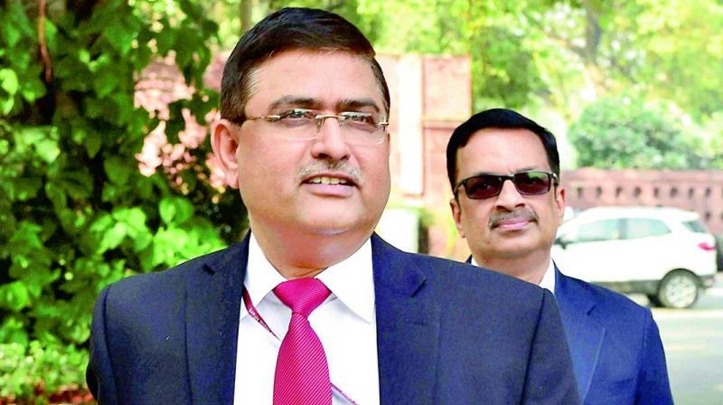 Asthana, a Gujarat-cadre IPS officer, along with the head of National Investigation Agency (NIA) Y C Modi were given the top pay scale of Rs 2.25 lakh. (Photo: File)