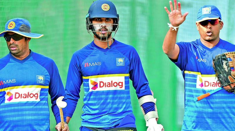 Chandimal mocks India's green-track claims