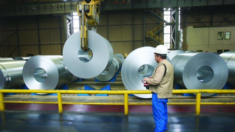 Indian Stainless Steel Development Association, Jindal Stainless, Jindal Stainless (Hisar) and Jindal Stainless Steelway have filed an application before the directorate alleging dumping of the products from companies of these nations. (Photo: Representational)
