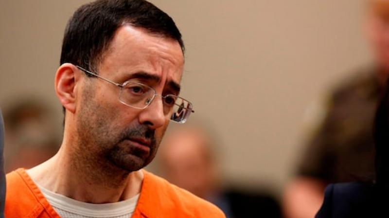 Nassar sentenced to 40-175 years in prison