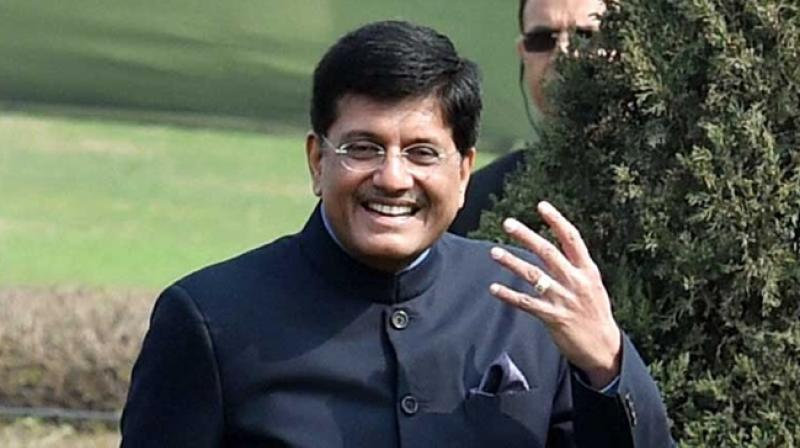 Goyal said that modernising of Railways would not only address rail safety, but also punctuality, which has been flagged as a key area of concern by travellers. (Photo: PTI)