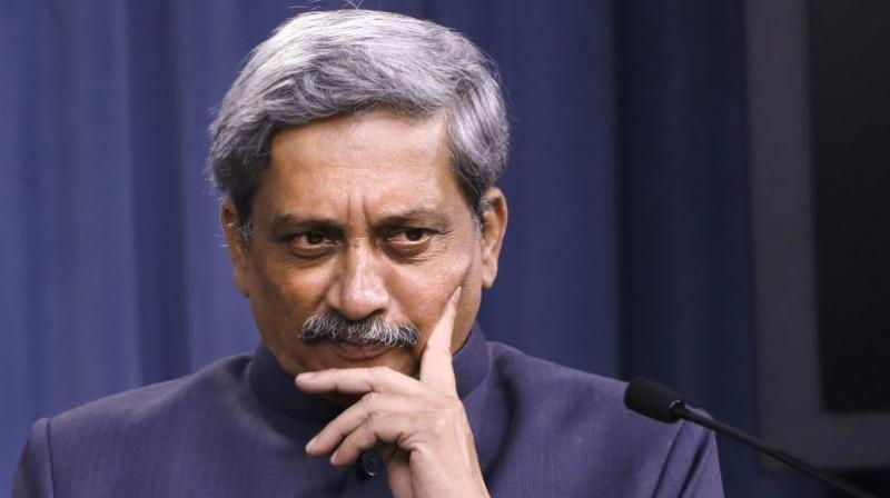 Not much impact of move to charge non-Goan patients: Parrikar