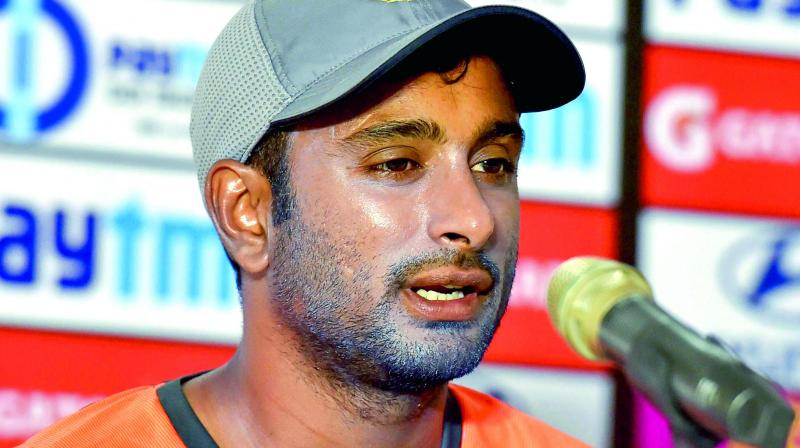 Rayudu retires from first-class cricket to focus on shorter formats