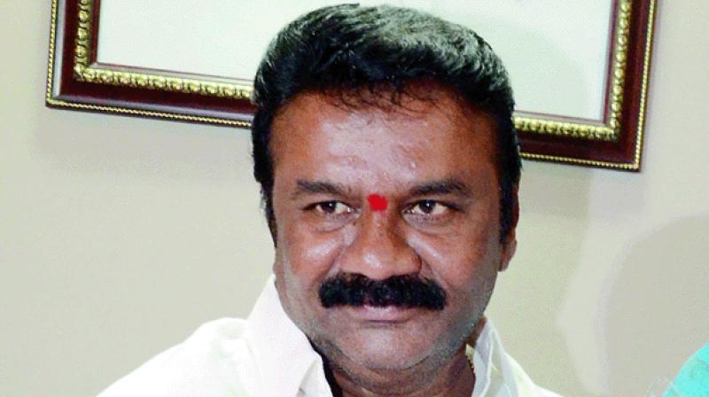 T. Srinivas Yadav