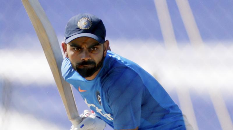 After a dominating year as a batsman and as an Indian cricket team skipper, Virat Kohli will be eager to power India to a historic triumph in South Africa. (Photo: AP)