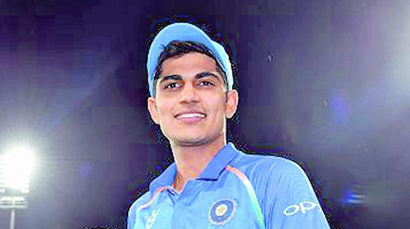 Punjab's target was reworked to 100 from 14 overs due to rains under VJD method but in the end, they could only score 97 for 4 to lose the match by two runs despite Shubman Gill's 42 ball 48. (Photo: File)