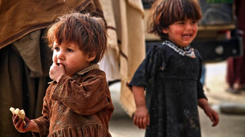 In 2017, nearly one in five children were living in conflict-affected areas around the world, Save The Children figures show. (Photo: Representational/Pixabay)