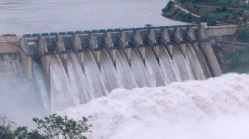 Irrigation engineer-in-chief Hariram said if the inflows continue at the present rate, the reservoir will by full in a couple of days and water would be released on Saturday or Sunday.