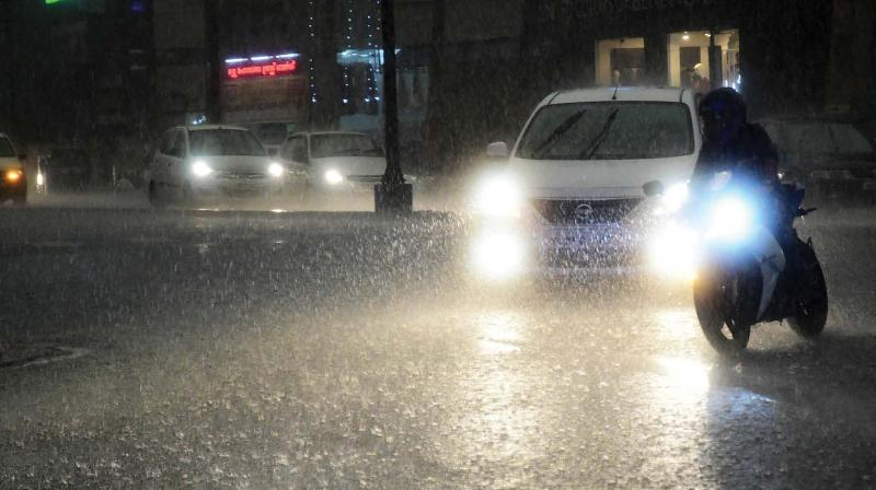 The city recorded 153.2 mm on September 27 in 1908 which has been the highest for the month of September.