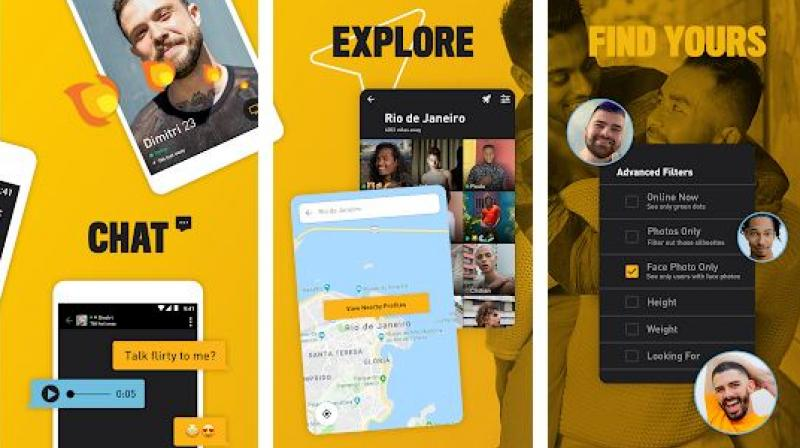 Grindr Lite comes to India, for users on slower phones
