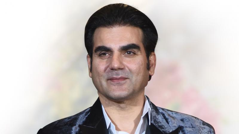 Arbaaz Khan dons two different hats as judge