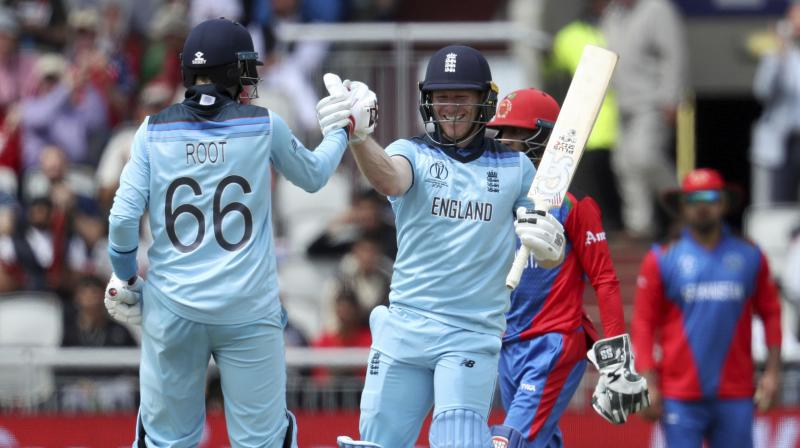 In a match against Afghanistan, Joe Root entered with 279 runs under his belt. The 28-year-old batsman hit 88 runs off 82 balls to climb up and sit at the second place in the most-runs' table. (Photo:AP/PTI)