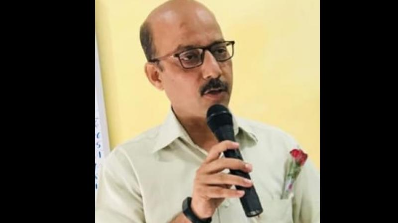 Cong leader gets congratulatory text for 'becoming BJP member', threats to lodge FIR