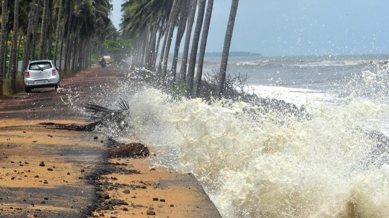Two drown, one electrocuted in Wayanad; landslide prone zones on high alert.