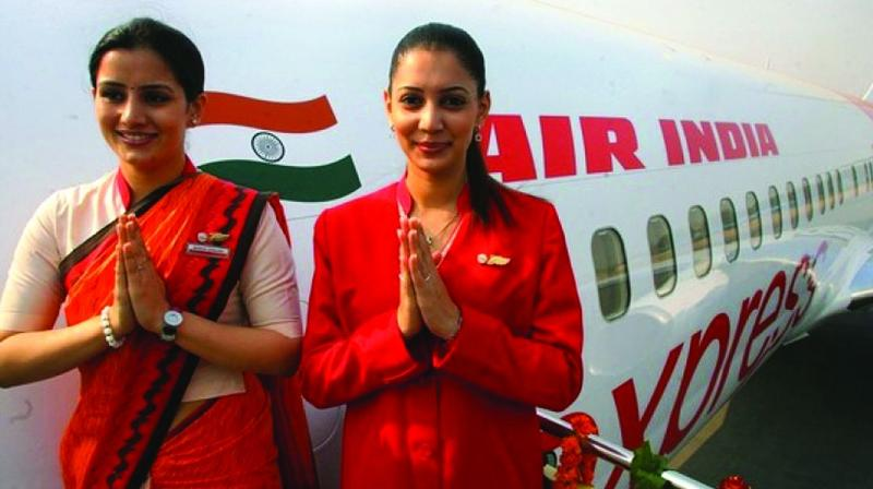 Many of the airline companies have a large number of expatriate professionals deployed in managerial  and cabin crew roles.