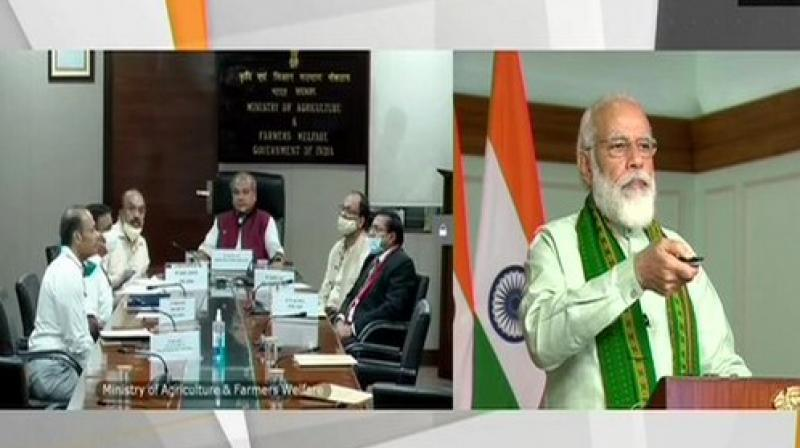Agri-Infra Fund: PM Modi launches Rs 1 lakh crore financing facility