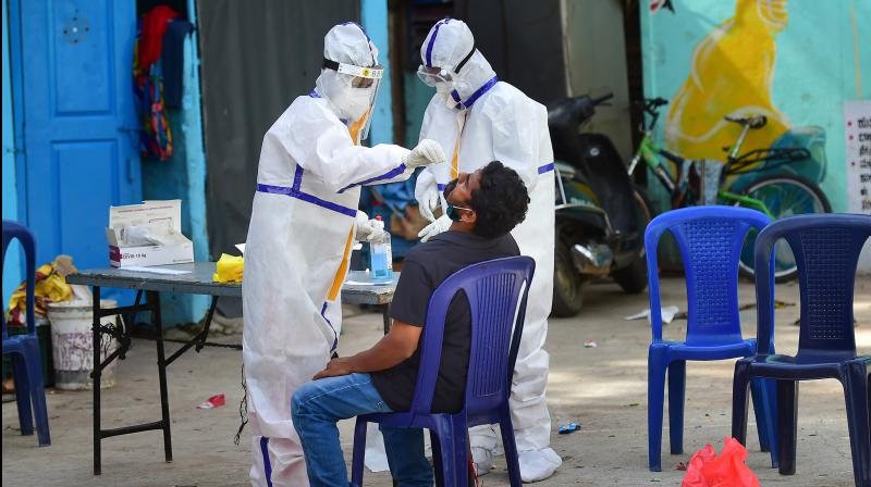 8 dead, 1,896 new COVID-19 cases reported in Telangana