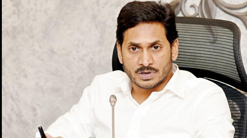 Many Andhra districts are peaking, says CM Jagan