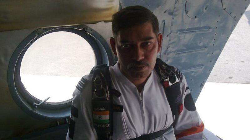 Group Captain Arun Marwah was arrested on charges of providing details of secret Indian Air Force documents to Pakistani spy agency, ISI. (Photo: Facebook | arun.marwaha.39)