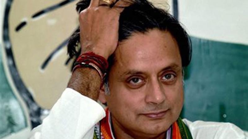 Congress leader Shashi Tharoor also said the key political arguments before next year's general elections would be if the BJP had fulfilled all sorts of promises it made five years ago. (Photo: PTI)
