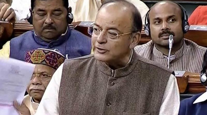 Finance Minister Arun Jaitley said when UPA was in power then defence ministers Pranab Mukherjee and AK Antony had on 15 occasions told Parliament that giving out such details would be against the interest of national security