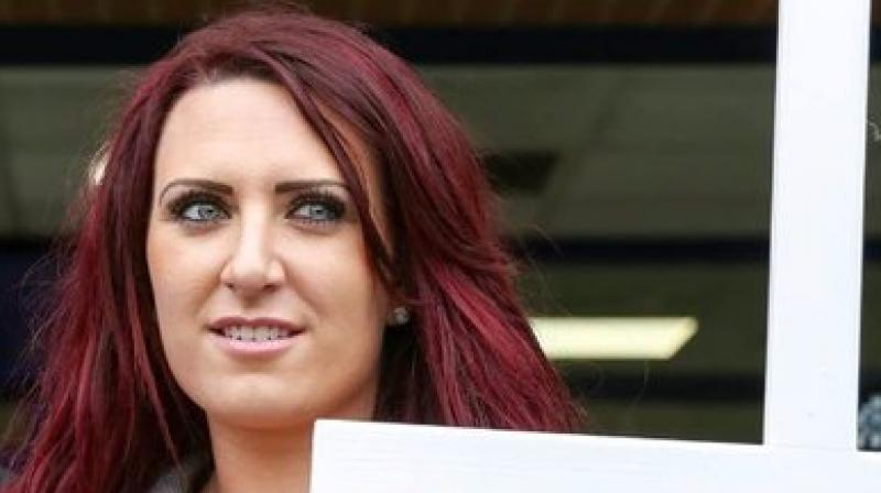 Britain First's Jayda Fransen re-arrested in Belfast
