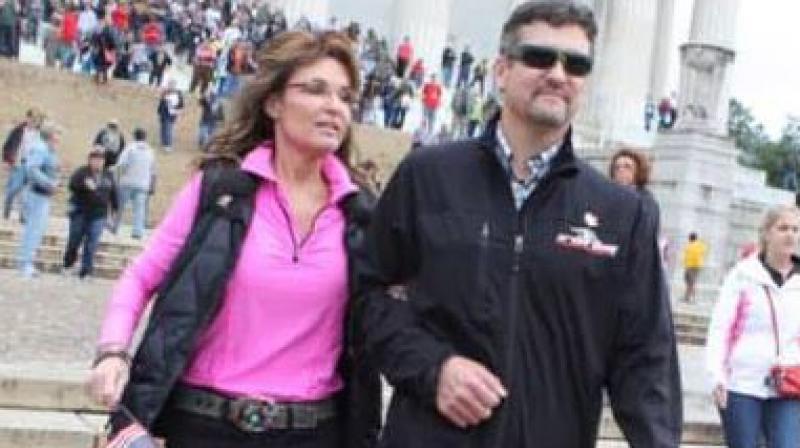 Ex-Alaska Gov. Sarah Palin's husband Todd files for divorce