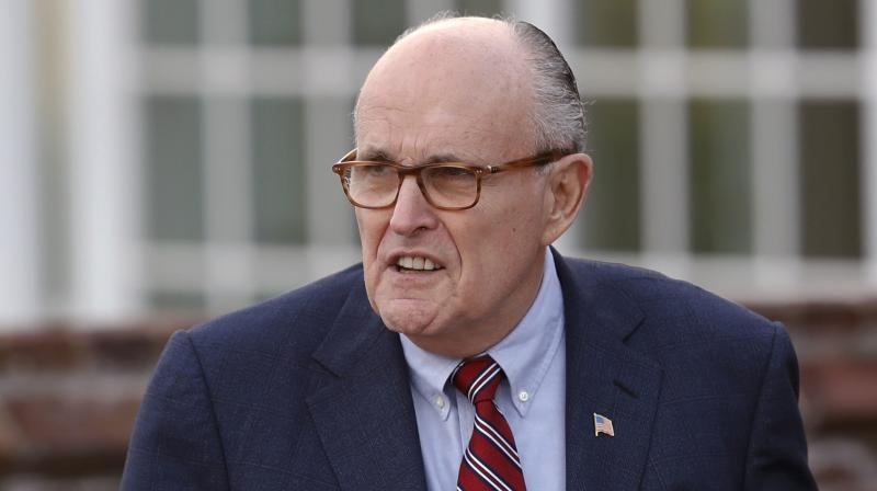 Comey shames Rudy Giuliani for comparing Federal Bureau of Investigation agents to Nazi 'stormtroopers'