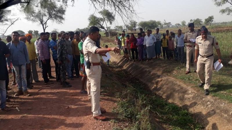 10-year-old girl raped, killed in Chhattisgarh village