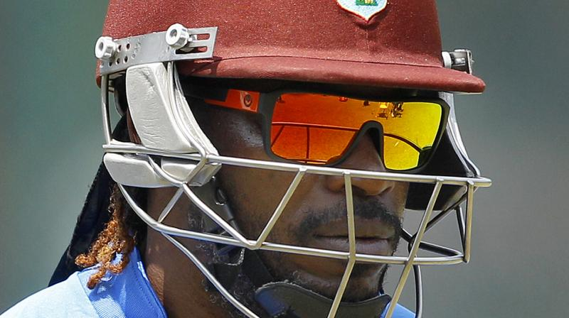 Chris Gayle created Twenty20 history as he hit 18 sixes on his way to an unbeaten 146 off 69 balls for Rangpur Riders against Dhaka Dynamites in Bangladesh Premier League final. (Photo: AP)