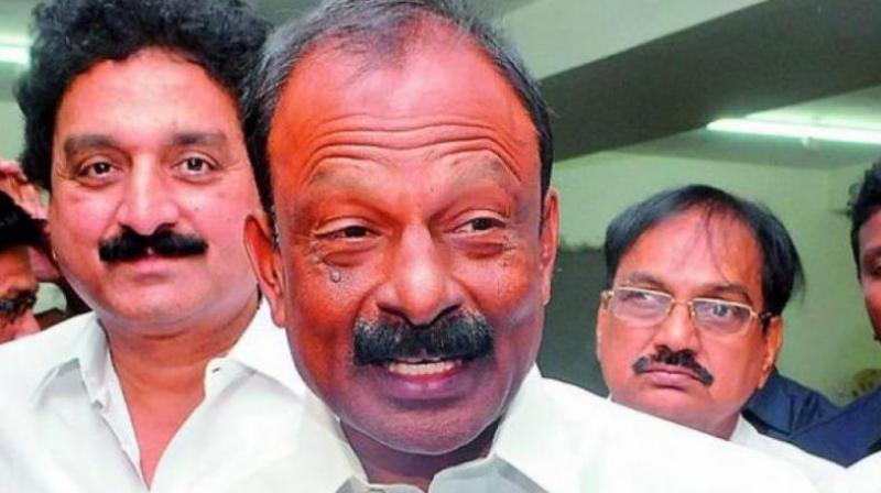 N. Raghuveera Reddy told Deccan Chronicle that the party's high command in principle has accepted the resolution.