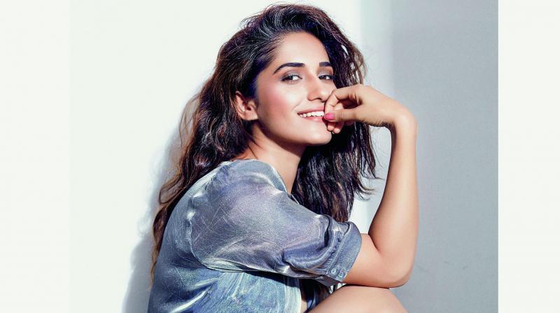 Actress Ruhani Sharma