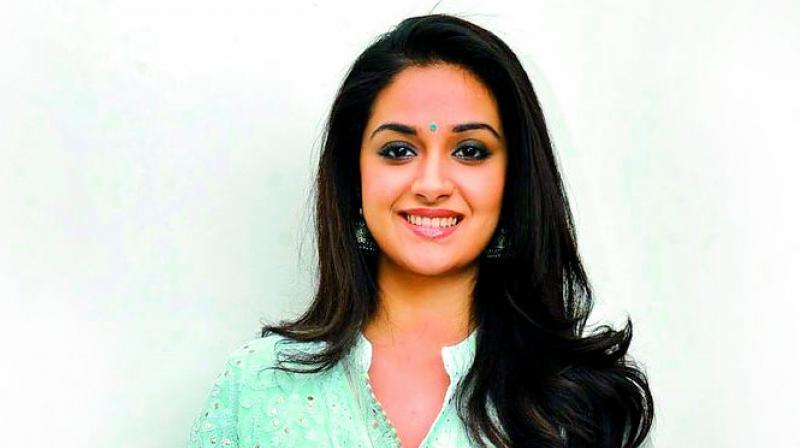 Keerthy's performance is the finest, I've ever seen: SSR