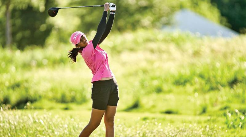 LPGA first-round play in Texas scrapped because of rain