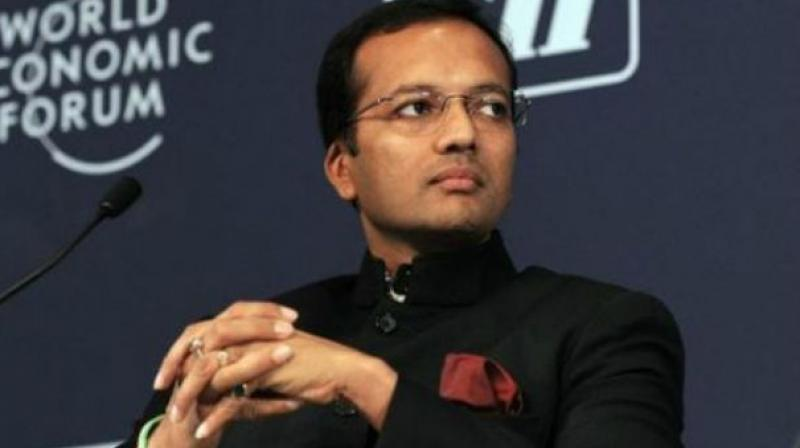 JSPL Chairman Naveen Jindal. (Photo: PTI)