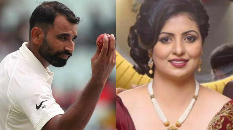 With two wickets for sixty-four runs on the opening day of the first England versus India Test, it was a fine return for the 28-year-old Mohammed Shami, who was accused of domestic violence and extra-marital affair by his wife Hasin Jahan some months back. (Photo: BCCI / Facebook)
