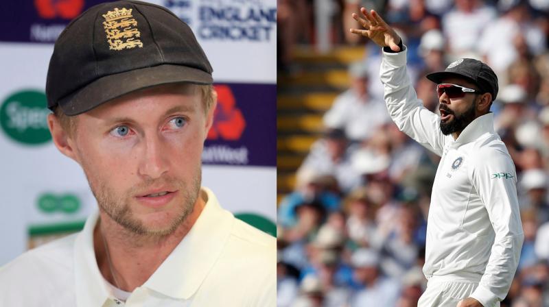 577191a44 Virat Kohli mic-drop: Here's how England skipper Joe Root reacted