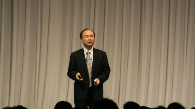 Founder of SoftBank, Masayoshi Son
