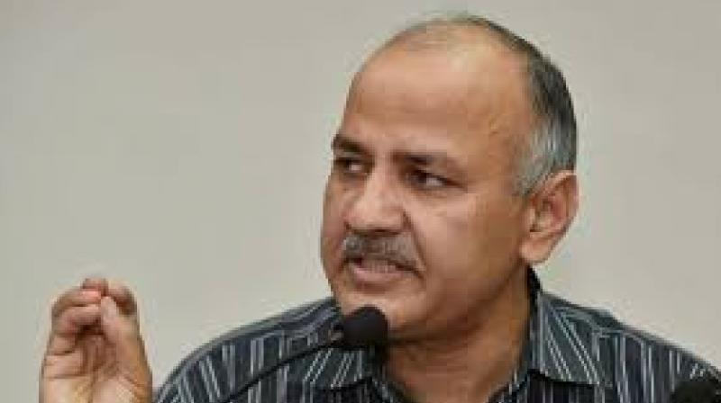 Deputy Chief Minister Manish Sisodia   (Image: File)