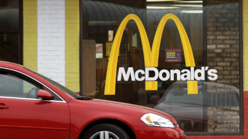 Vikram Bakshi, McDonald's estranged partner, had challenged termination of franchise agreement.