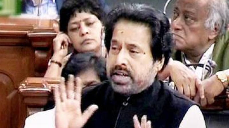 Lok Sabha MP and leader of Trinamool Congress parliamentary party Sudip Bandyopadhyay. (Photo: PTI/File)