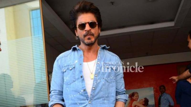 SRK will next be seen in Rahul Dholakia's 'Raees'.