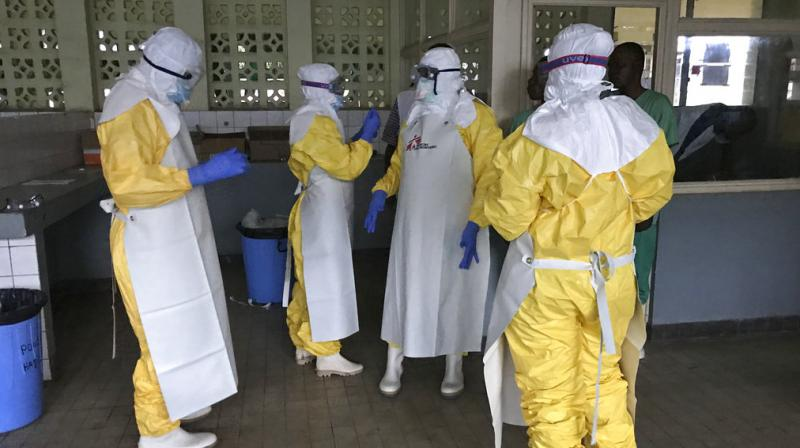 DR Congo on 'knife edge' after Ebola outbreak