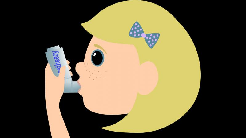 Obesity increases asthma risk in children