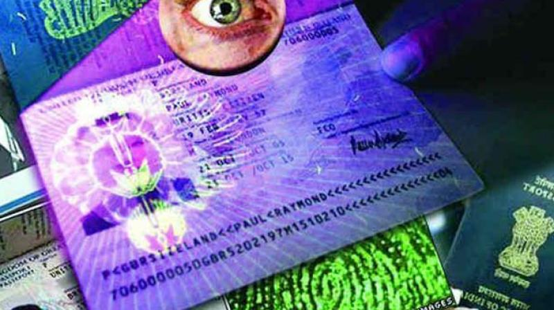 The second person is a woman identified as Sujatha from Tirupati in Andhra Pradesh who also had a fake passport and was attempting to leave for Kuwait. (Representional Image)
