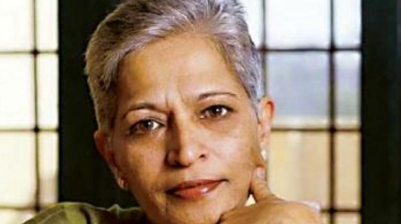In his confession, Kalaskar said in August 2016, there was a meeting in Belgaum where the names of people working against Hinduism were listed. During that meeting, Gauri Lankesh's name came up and it was decided that she has to be killed. (Photo: File)