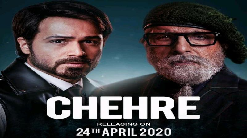 Chehre poster. (Photo: Twitter)