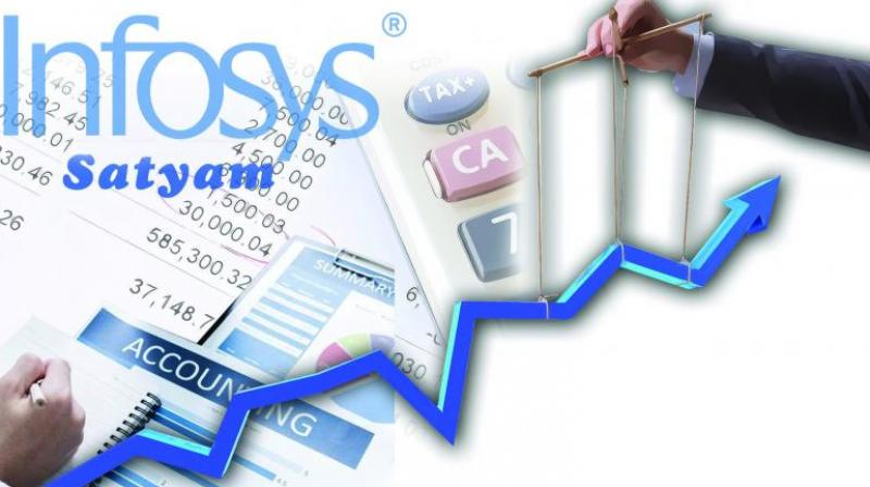 True or not, time will tell, but in the meantime, Infosys is in the eye of the storm again.