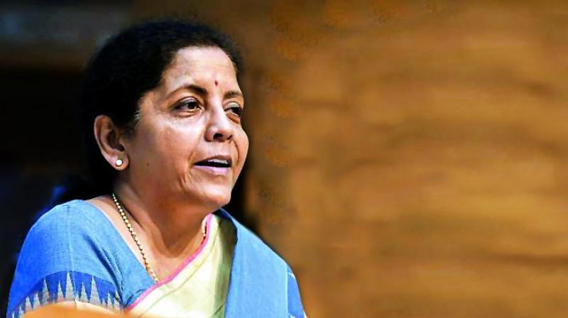 FM Nirmala Sitharaman on Friday unveiled a mega plan to merge 10 public sector banks into four as part of plans to create fewer and stronger global-sized banks. (Photo: File)
